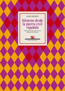 Descarga gratuita de libros electrónicos para computadora. SILENCIOS DESDE LA GUERRA CIVIL ESPAÑOLA 9788417950453 RTF