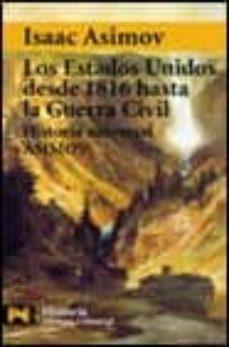 Permacultivo.es Historia Universal Asimov: Los Estados Unidos Desde 1816 Hasta La Guerra Civil Image