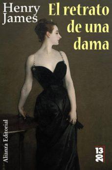 retrato de una dama-henry james-9788420679853