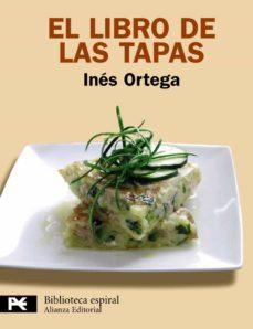 el libro de las tapas-ines ortega-9788420682853