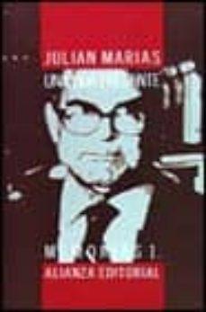 una vida presente: memorias (t.1) (1914-1951) (3ª ed.)-julian marias-9788420695853