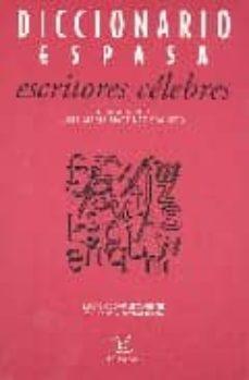 Cdaea.es Diccionario Espasa De Escritores Celebres (2ª Ed.) Image