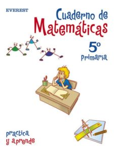 Geekmag.es Cuaderno De Matematicas 5º Primaria Image
