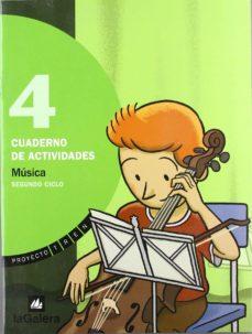 Padella.mx Tren Música 4. Cuaderno Actividades Proyecto Tren Image