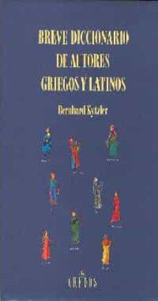 Eldeportedealbacete.es Breve Diccionario De Autores Griegos Y Latinos Image
