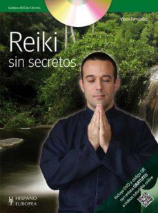 reiki sin secretos (incluye dvd)-victor fernandez-9788425519253