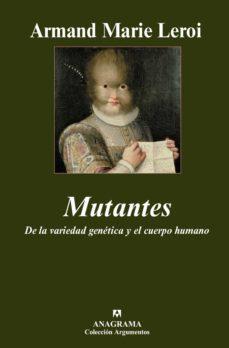 Cronouno.es Mutantes: De La Variedad Genetica Y El Cuerpo Humano Image