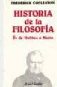 Mrnice.mx Historia De La Filosofía Vol. 5: De Hobbes A Hume (2ª Ed.) Image