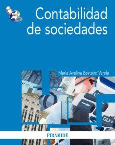 contabilidad de sociedades (ebook)-maria avelina besteiro-9788436826753