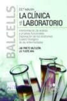 Ebooks descargar gratis iphone BALCELLS. LA CLÍNICA Y EL LABORATORIO, 22ª ED. de J.M. PRIETO VALTUEÑA