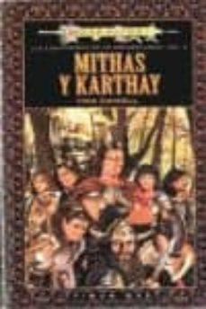 Geekmag.es Los Compañeros De La Dragonlance: Mithas Y Karthay Image
