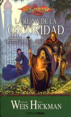 la reina de la oscuridad (trilogia cronicas de la dragonlance 3)-margaret weis-tracy hickman-9788448038953