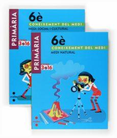 Curiouscongress.es Coneixement Del Medi Natural I Social Pack Projecte 3.16 6º Primaria Image