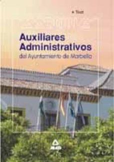 Javiercoterillo.es Auxiliares Administrativos Del Ayuntamiento De Marbella: Test Image