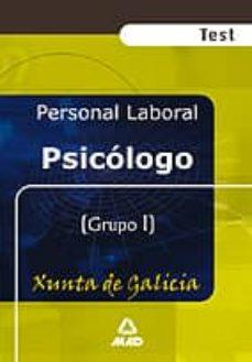 Cdaea.es Psicologo De La Xunta De Galicia: Test Image