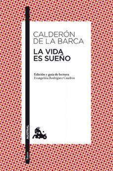 La mejor descarga de libros de texto de libros electrónicos LA VIDA ES SUEÑO (Spanish Edition)