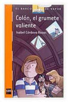 colón, el grumete valiente (ebook-epub) (ebook)-isabel cordova rosas-9788467552553