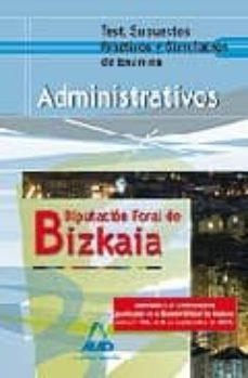 Mrnice.mx Administrativos De La Diputacion De Bizkaia. Test Y Supuestos Pra Cticos Image