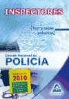 Iguanabus.es Inspectores Del Cuerpo Nacional De Policia. Test Y Casos Practico S Image