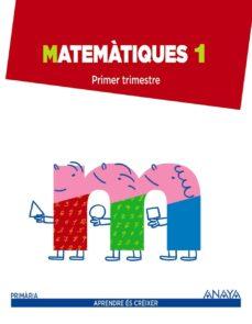 Padella.mx Matemàtiques 1. 1º Primer Ciclo Image
