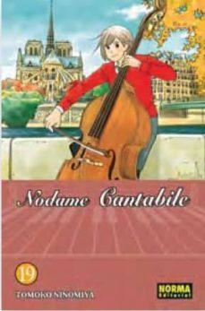 nodame cantabile vol. 19-tomoko ninomiya-9788467903553