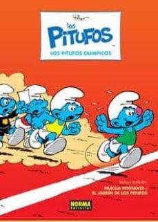 los pitufos 12: los pitufos olimpicos-y. delporte-9788467913453