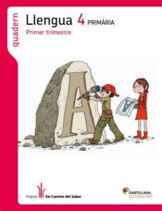 Titantitan.mx Quadern Llengua 4º Primaria Els Camins Ed 2012 Baleares Catala Image
