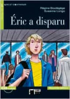Descarga gratuita del formato jar de ebooks para móvil. ÉRIC A DISPARU. LIVRE + CD