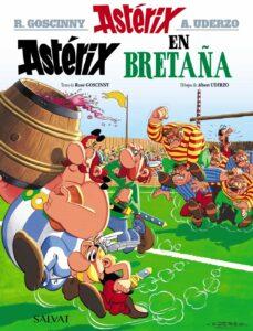 Valentifaineros20015.es Asterix 8: En Bretaña Image