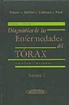 Geekmag.es Fraser-pare Diagnostico De Las Enfermedades Del Torax (Vol. Iv) ( 4ª Ed.) Image