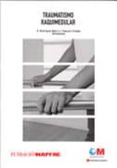 Descargas de libros mp3 TRAUMATISMO RAQUIMEDULAR (Spanish Edition) PDB CHM DJVU de JESUS VAQUERO CRESPO