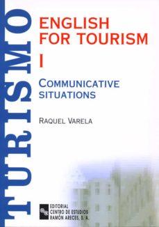 Bressoamisuradi.it English For Tourism 1 (3 Vols.) Image