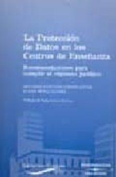 Srazceskychbohemu.cz La Proteccion De Datos En Los Centros De Enseñanza: Recomendacion Es Para Cumplir El Regimen Juridico Image