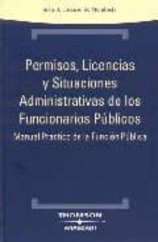 Permacultivo.es Permisos Y Licencias De Funcionarios Publicos (2ª Ed.) Image