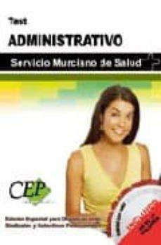 Emprende2020.es Test Oposiciones Administrativo Servicio Murciano De Salud. Edici On Especial Image
