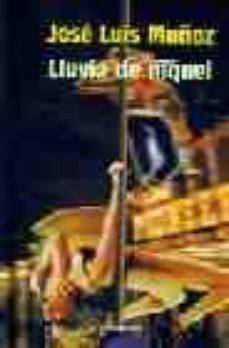lluvia de niquel (vi premio narrativa francisco garcia pavon)-jose luis muñoz-9788484338253