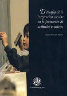 Mrnice.mx El Desafio De La Integracion Escolar En La Formacion De Actitudes Y Valores Image
