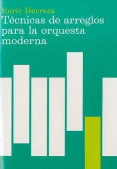 Titantitan.mx Tecnicas De Arreglos Para La Orquesta Moderna Image