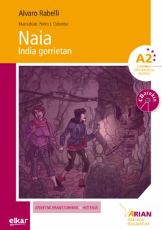 Descarga gratuita de libros kindle NAIA INDIA GORRIETAN (A2+CD) en español