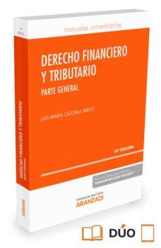 Descargar DERECHO FINANCIERO Y TRIBUTARIO gratis pdf - leer online
