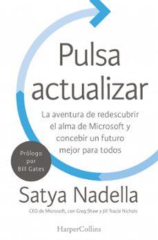 pulse actualizar-satya nadella-9788491391753
