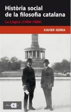 Curiouscongress.es Historia Social De La Filosofia Catalana Image