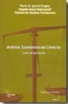 Inmaswan.es Analisis Economico Del Derecho. Libro De Ejercicios Image