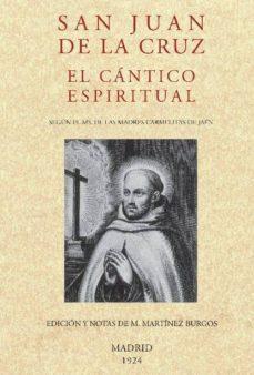 Encuentroelemadrid.es Cantico Espiritual (Facsimil) Image