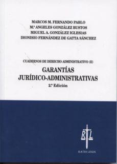 Ojpa.es Cuadernos De Derecho Administrativo Ii Image