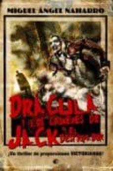 Geekmag.es Dracula Y Los Crimenes De Jack El Destripador Image
