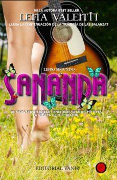 Amazon kindle libros descargar ipad SANANDA II (LAS HERMANAS BALANZAT 2) 9788494547553 in Spanish ePub iBook CHM de LENA VALENTI