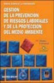 manual tecnico de la construccion gestion de la prevencion de rie sgos laborales y de la proteccion del medio ambiente (incluye cd-rom)-9788495312853