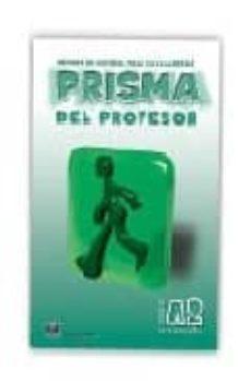 prisma continua: libro del profesor (nivel a2)-9788495986153