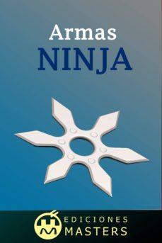 el manejo de las armas ninja-adolfo san perez-9788496319653